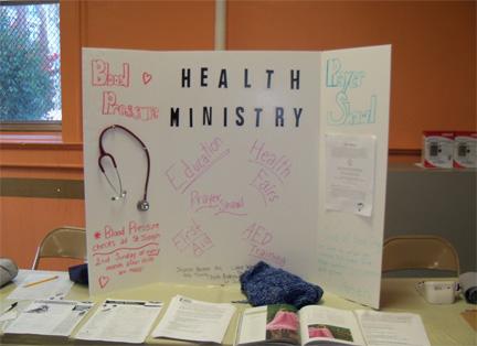2012 St. Joseph Ministry Fair