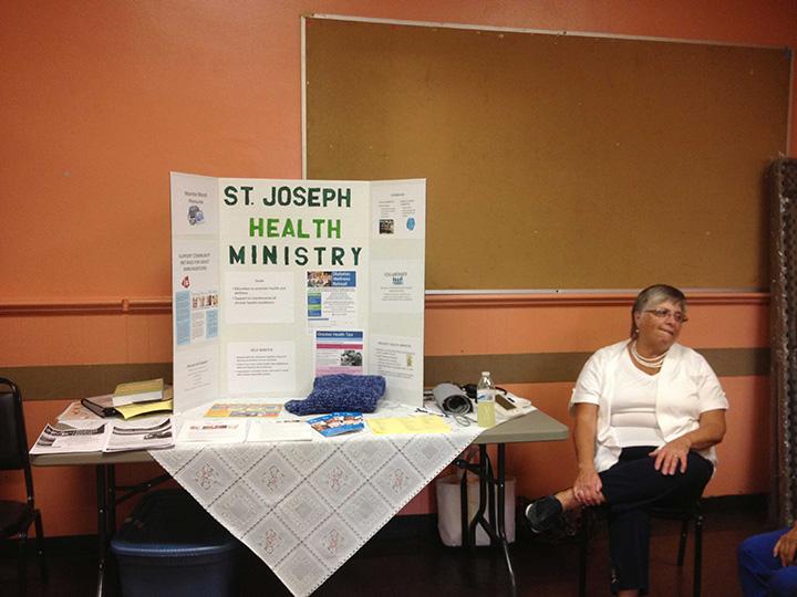 2013 St. Joseph Ministry Fair