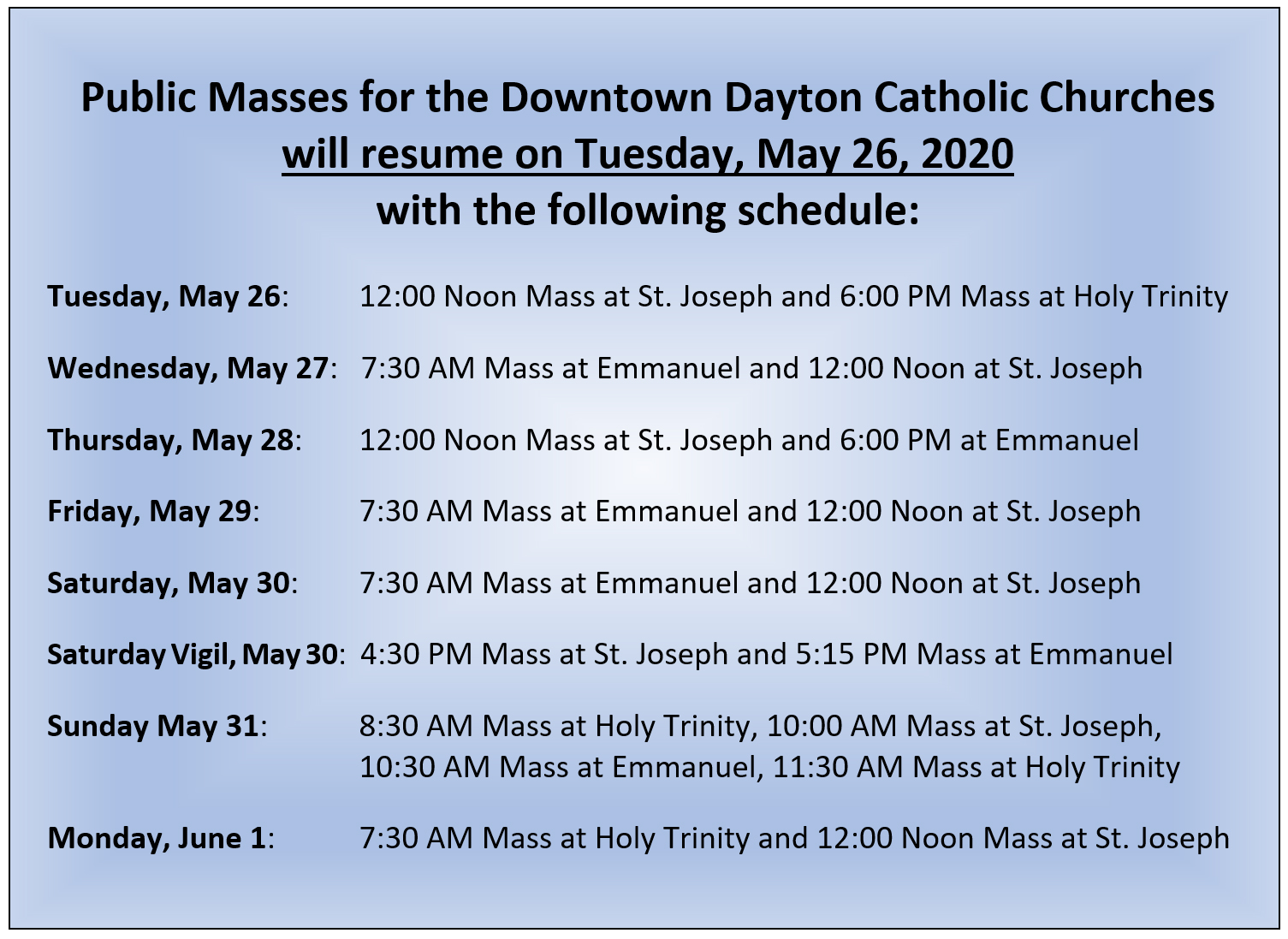 1_DowntownDaytonCatholicChurchesWebSchedule
