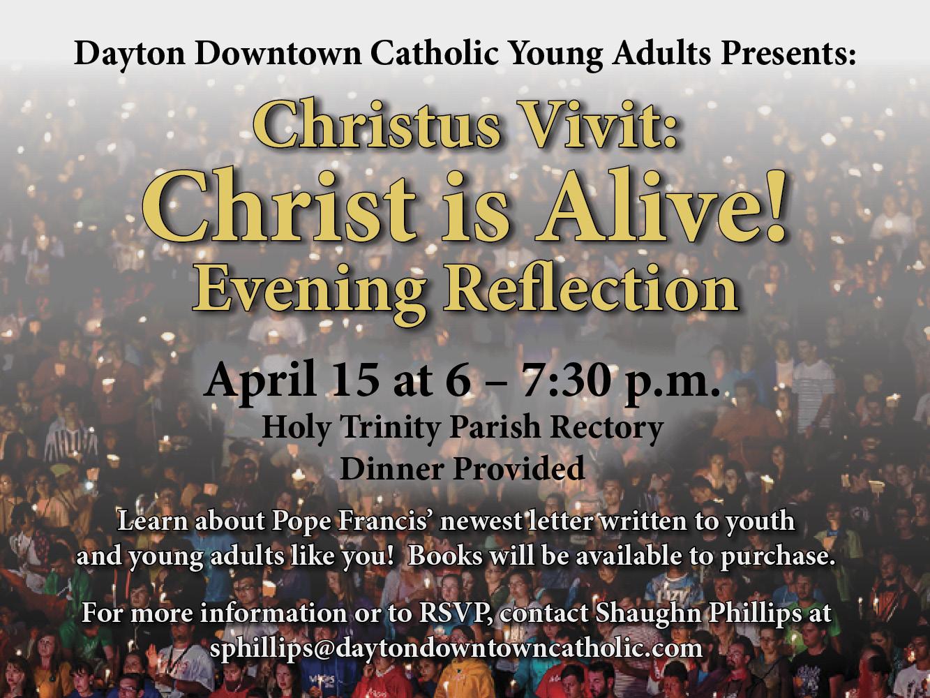 Christus Vivit Christ is Alive
