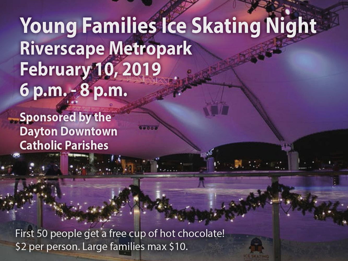 Ice Skating Night 2019