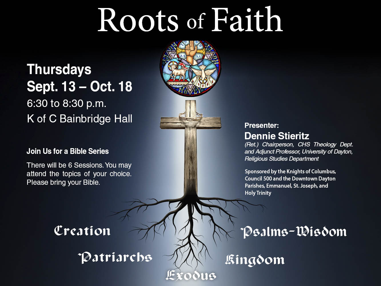 Roots of Faith 2018