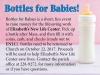 Bottles for Babies 2017
